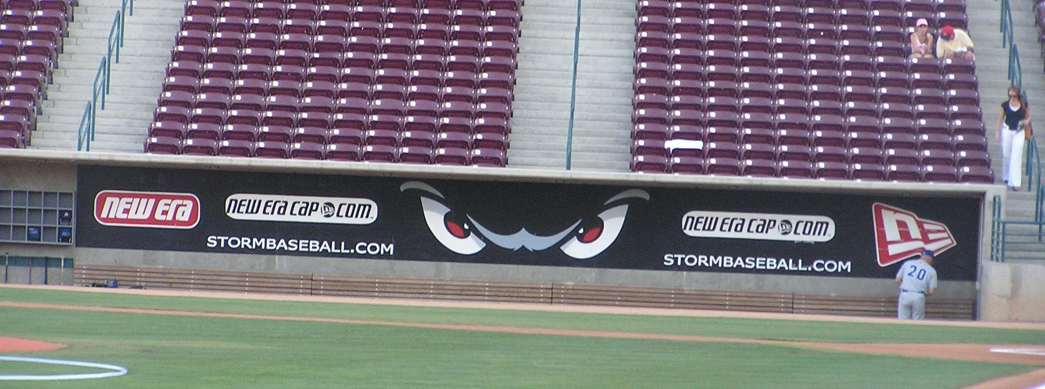 The best dugout wall in baseball!!! Lake Elsinore