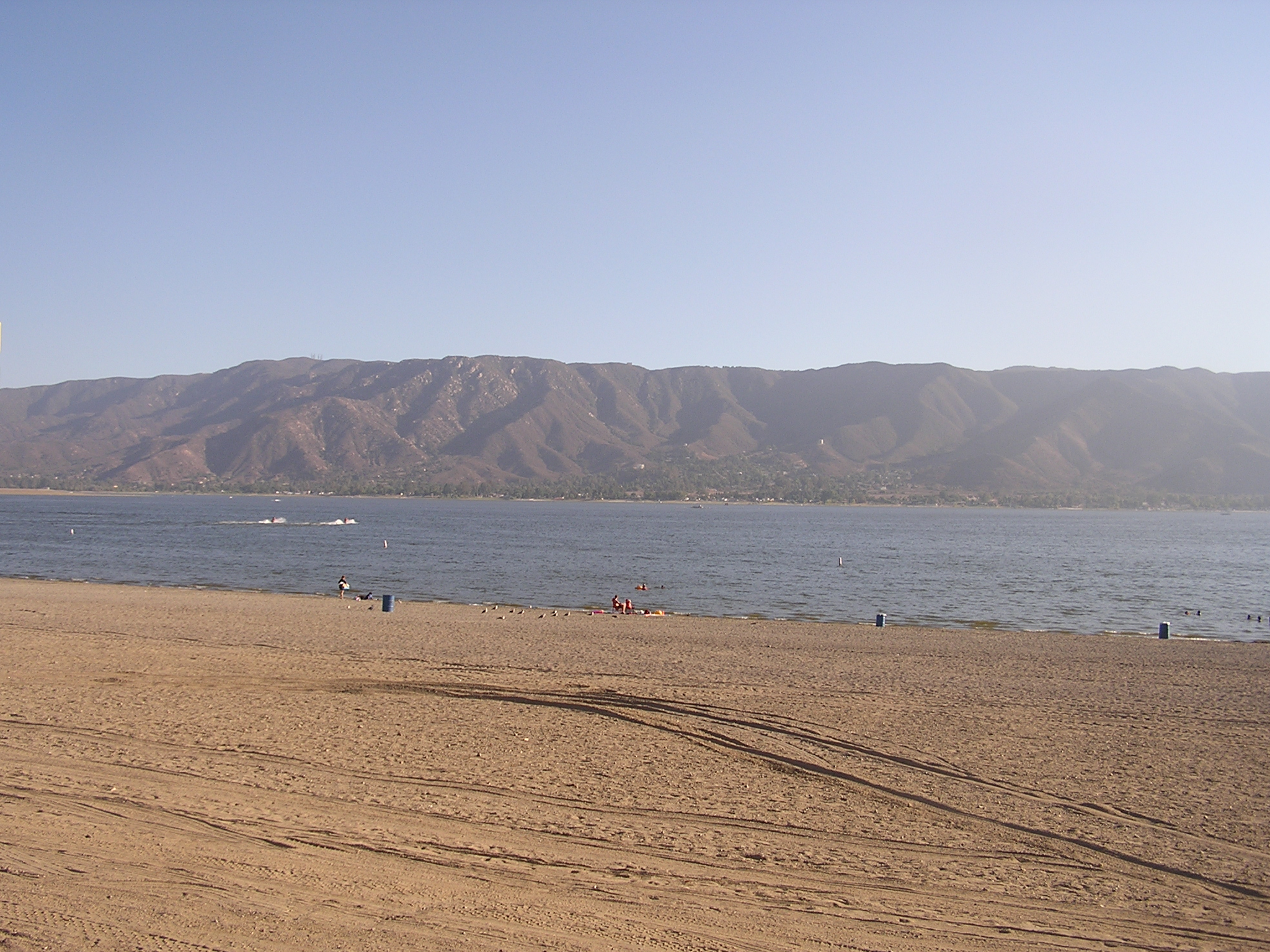 There is a Lake - Lake Elsinore